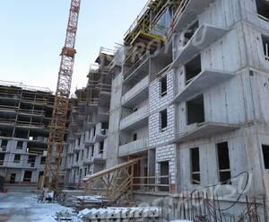 ЖК «Кирилл и Дарья»: ход строительства 5 участка