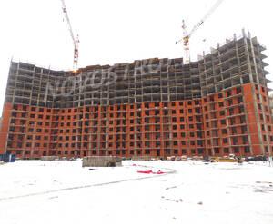 ЖК «YouПитер»: ход строительства корпуса №16 из группы застройщика