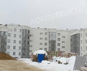 Малоэтажный ЖК «Новое Сертолово»: ход строительства 3 очереди