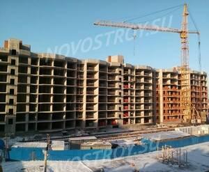 ЖК «Ново-Антропшино»: ход строительства корпуса №19 из группы застройщика
