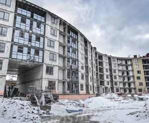 Cанаторно-курортный комплекс «Светлый мир «Внутри»: ход строительства 2 и 3 очередей