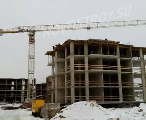 Малоэтажный ЖК «ЗемлЯнино»: ход строительства корпуса №2