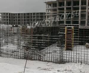 Малоэтажный ЖК «ЗемлЯнино»: ход строительства корпуса №5