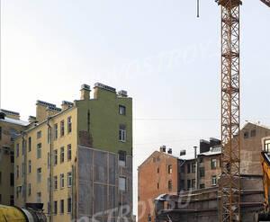 ЖК «Биография»: ход строительства