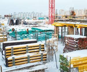 ЖК «Golden City»: ход строительства