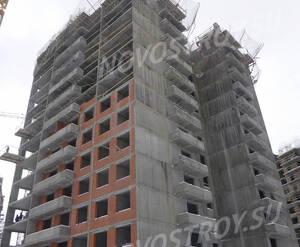 ЖК «Виктория» (Мурино): ход строительства корпуса №8