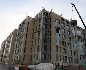 МФК «Promenade»: ход строительства