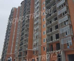 ЖК «Нева Сити» (Кировск): ход строительства корпуса №2 из группы застройщика