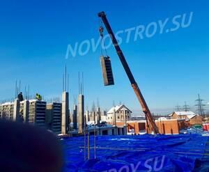 Малоэтажный ЖК «Тихий город»: из группы застройщика