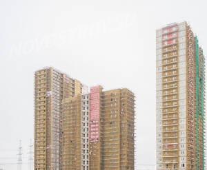ЖК «Цветной город»: ход строительства дома №10