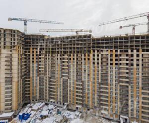 ЖК «Весна-3»: ход строительства корпуса №2