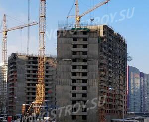 ЖК «Виктория» (Мурино): ход строительства корпуса №3,8