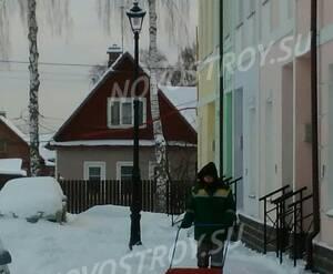 Малоэтажный ЖК «Александровский»: из группы дольщиков