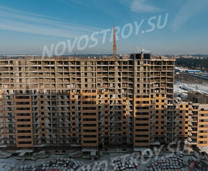 ЖК «Северный вальс»: ход строительства корпуса №2