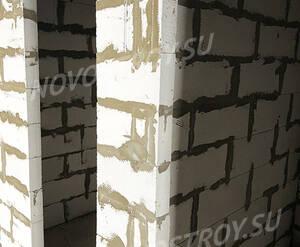 Малоэтажный ЖК «Петровская мельница»: ход строительства блока C5