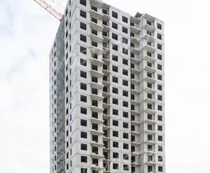 ЖК «Новая Охта»: ход строительства дома №4