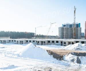 ЖК «Шуваловский»: ход строительства корпуса №17
