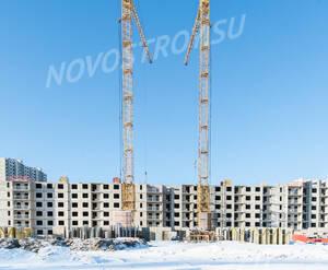 ЖК «Цивилизация»: ход строительства дома №3