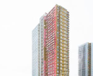 ЖК «Цветной город»: ход строительства дома №11