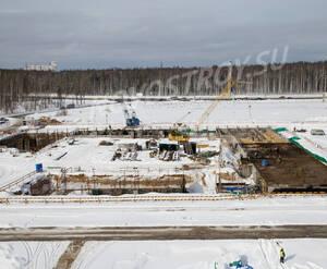 ЖК «Орловский парк»: ход строительства корпуса №1А