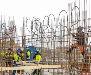 ЖК «Ренессанс»: ход строительства 1 очереди из группы застройщика