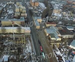 ЖК «Дом у Каретного моста»: скриншот с видеообзора