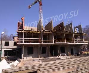 ЖК «Ива дом»: ход строительства