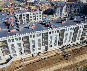 Малоэтажный ЖК «Неоклассика»: ход строительства