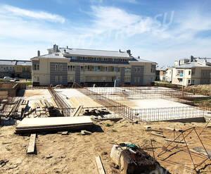Малоэтажный ЖК «Петровская мельница»: ход строительства блока №С8