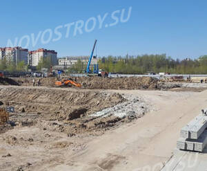 ЖК «Премьера»: ход строительства корпуса №2