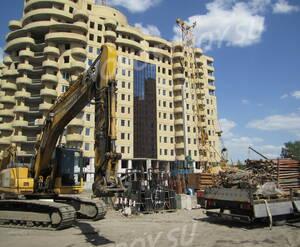 ЖК «Панорамы залива»: ход строительства