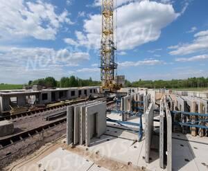 ЖК «Аннинский парк»: ход строительства корпуса №5