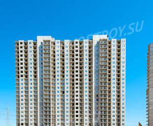 ЖК «Цветной город»: ход строительства дома №4
