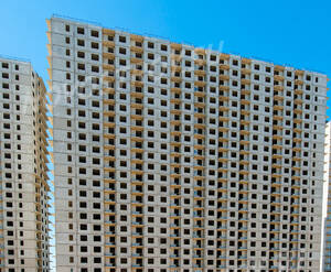 ЖК «Цветной город»: ход строительства дома №5