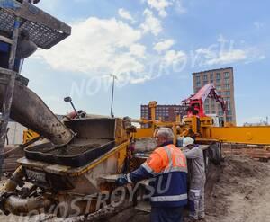 МФК Лофт-проект «Docklands»: ход строительства 2 очереди