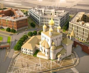 ЖК «Царская столица»: визуализация