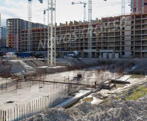 ЖК «Территория»: ход строительства 2 очереди
