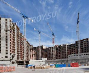 ЖК «Leningrad»: ход строительства 1 очереди