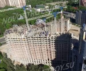 ЖК «Leningrad»: скриншот с видеообзора