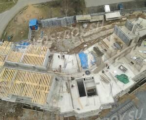 ЖК «Тирамису»: ход строительства