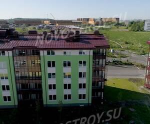 Малоэтажный ЖК «Образцовый квартал 2»: скриншот с видеообзора