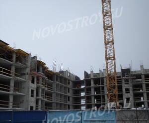 Малоэтажный ЖК «Апрель»: ход строительства