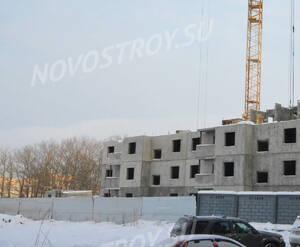 ЖК «Дом Хороших Квартир»: ход строительства
