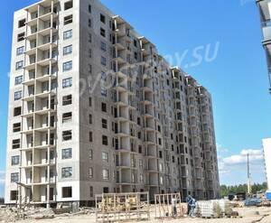 ЖК «Центральный»: ход строительства (июнь)