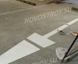 ЖК «Прибалтийский»: ход строительства паркинга из группы дольщиков
