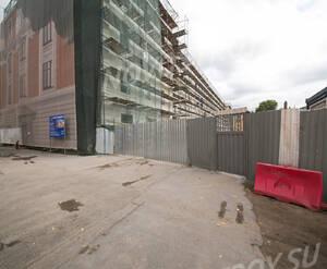 МФК Acqualina Apartments: ход строительства сентябрь 2019