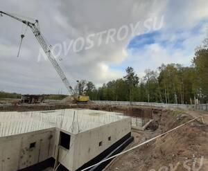 Малоэтажный ЖК Granholm Village: ход строительства (сентябрь 2019)