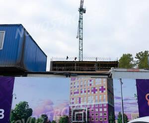 МФК Putilov Avenir: ход строительства