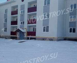 МЖК «на улице Калинина, 107»: ход строительства