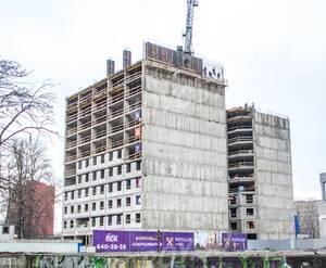 МФК Putilov Avenir: ход строительства (декабрь 2020)